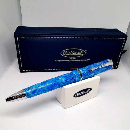 Bolígrafo Conklin Duragraph Ice Blue