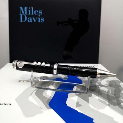 bolígrafo Montblanc Miles Davis