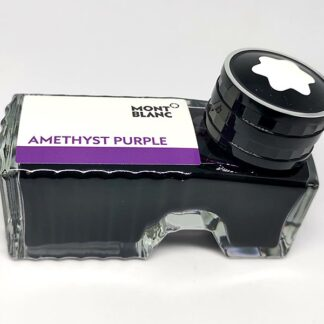 tintero montblanc amethyst purple