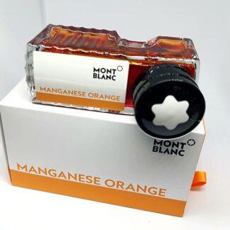Tintero Montblanc Manganese Orange