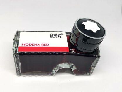 Tintero Montblanc Modena Red