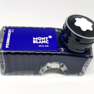 Tintero Montblanc Permanent Blue