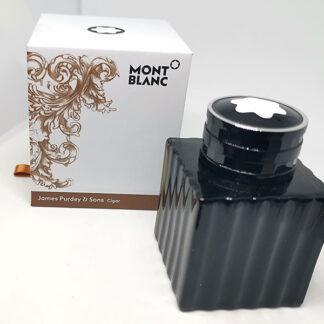 Tintero Montblanc Purdey Sons Cigar